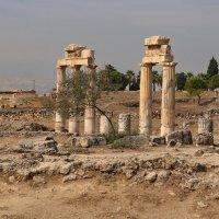 Памуккале, Иераполис :: галина северинова
