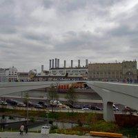 Зарядье. Мост :: Yuriy V