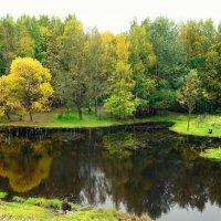 Конец сентября :: Елена Павлова (Смолова)