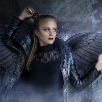 черный ангел :: Наталья Владимировна Сидорова