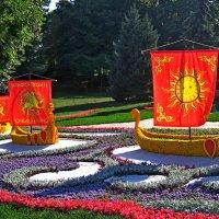 Композиция из живых цветов :: Ростислав