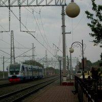 поезд славы :: Анастасия Коробейникова