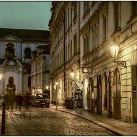 Ночная Прага 2 :: Борис Гольдберг