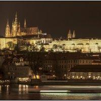 Ночная Прага 1 :: Борис Гольдберг