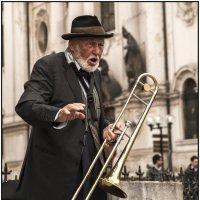 Уличный музыкант 2 :: Борис Гольдберг