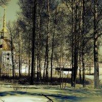 зима :: Сергей Кочнев