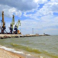 Морской Порт :: Ирена Воргуль