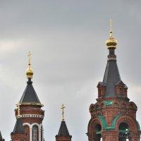Церковь Екатерины Великомученицы :: lidokkk474 Сычева