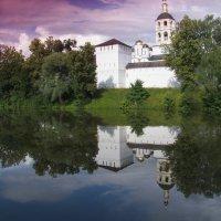 Пафнутьев Боровский монастырь :: Юрий Ефимов