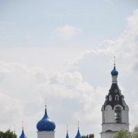 Казанская церковь в селе Казанское. :: lidokkk474 Сычева