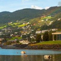 Норвежские озера :: Алексей Дубровин
