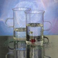Натюрморт со стеклом :: Наталия Крыжановская