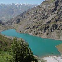 Озеро Бадак. :: Виктор Осипчук
