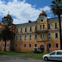 Абхазия-Новоафонский монастырь!!!! :: Олег Семенцов