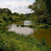 река Медведица Саратовской области :: Андрей ЕВСЕЕВ