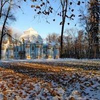 Первый снег. :: Anton Lavrentiev