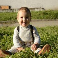 Счастье-это наши дети :: алиса Царёва