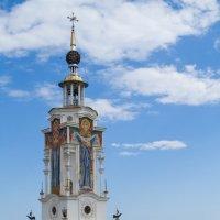 храм-маяк :: Константин Сегеда