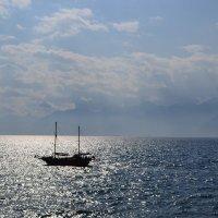 Море и корабль :: Галина Сорокина