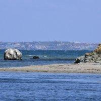 река и море :: сергей воробьёв
