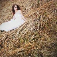 невеста на сеновале :: Ляйсан Ахметханова