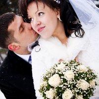Зимняя свадьба :: Наташа Куликова