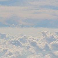 Где-то в небе... :: Анастасия Веременко