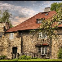 Старый дом :: Борис Гольдберг