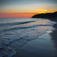 Последний вечер у моря... :: Анастасия Ласская