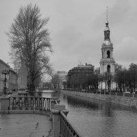 Колокольня Никольского собора. :: Anton Lavrentiev
