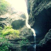 Водопад :: Надежда Елашко