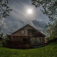 дом под солнцем :: Юлия Fa