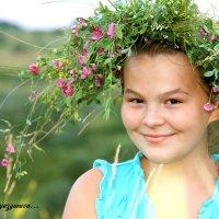 Летний портрет :: Анастасия Брязгунова