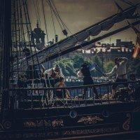 Пираты :: Vasiliy V. Rechevskiy