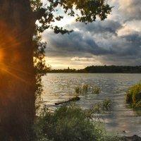 озеро заката :: sergej-smv