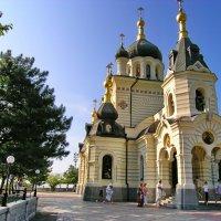 церковь Вознесения Христово Крым :: valeriy g_g