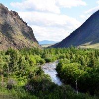 Сарминское ущелье на Байкале :: Svetlana Belousova