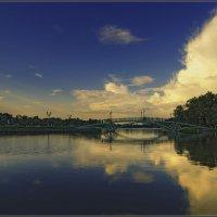 Царицынский мост :: Алексей Соминский