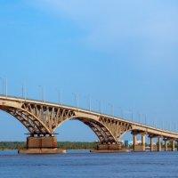 Мост на Энгельс :: Nikolay Markushin