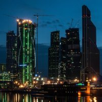 Москва-Сити :: Владимир Владимирович