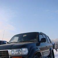 Lexus LX450 :: Алина Петрова