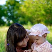 у девочек свои секреты :: Мадлен Кувандыкова