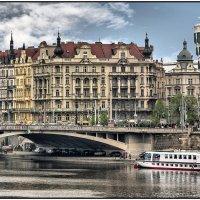 Прага :: Борис Гольдберг