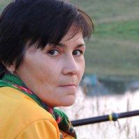 На рыбалке :: Валерия Кагабиева