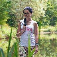 Лиза :: Мой знакомый фотограф Victor Masnev + Elena Masneva