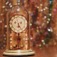 Новогодние часы :: Niko Niko