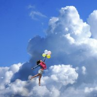 Унесенная ветром :: Ренат Менаждинов