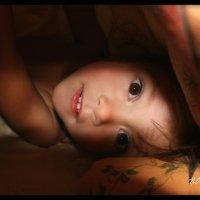 Под одеялом. :: Elena Peshkun