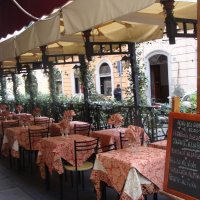 Римское кафе :: susanna vasershtein
