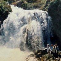 На память с водопадом :: Виктор Осипчук
